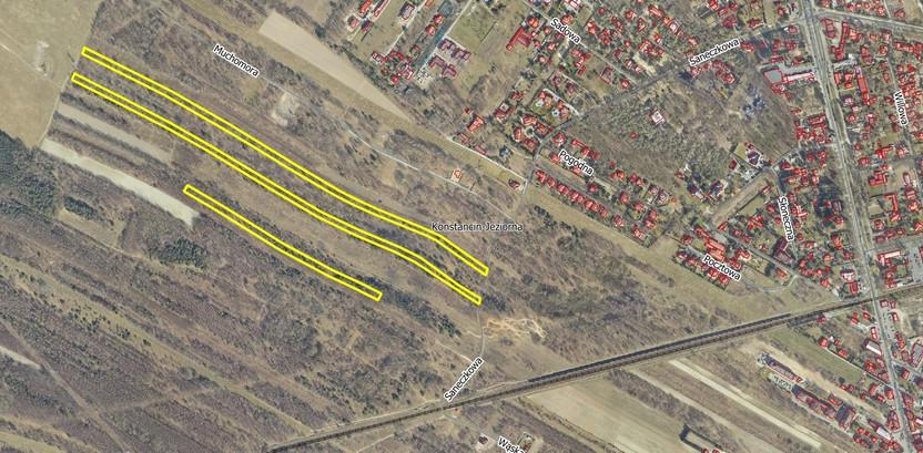 Działka na sprzedaż, Klarysew Saneczkowa, 5298 m² | Morizon.pl | 0844