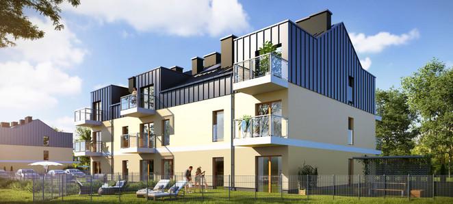 Morizon WP ogłoszenia | Mieszkanie na sprzedaż, Wrocław Brochów, 35 m² | 3705