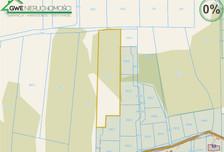 Działka na sprzedaż, Gościcino Cicha, 7230 m²