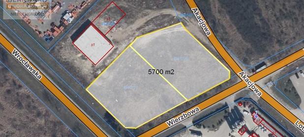 Działka na sprzedaż 5701 m² Oławski Oława Stanowice Wierzbowa - zdjęcie 1