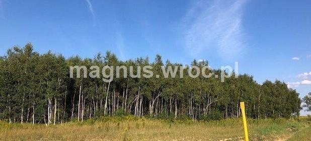 Działka na sprzedaż 3098 m² Wrocławski Czernica Nadolice Wielkie - zdjęcie 2