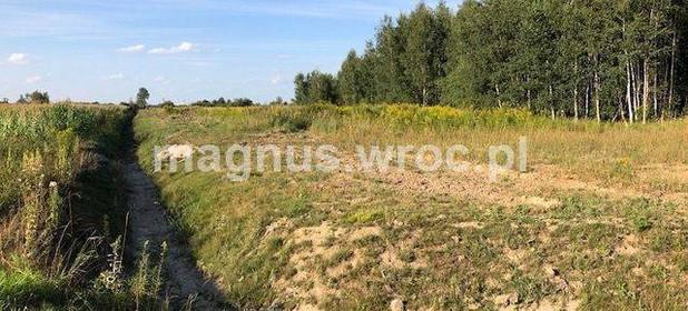 Działka na sprzedaż 3098 m² Wrocławski Czernica Nadolice Wielkie - zdjęcie 1