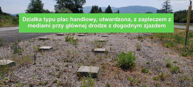 Działka do wynajęcia 1560 m² Cieszyński Ustroń - zdjęcie 1