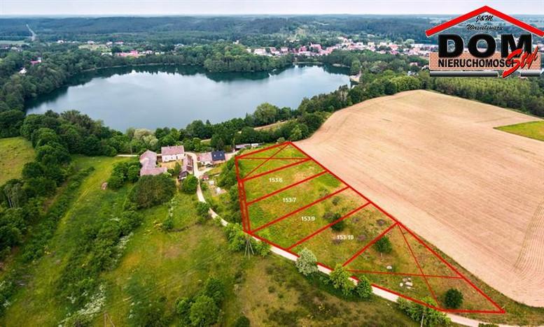 Działka na sprzedaż, Kalisz Pomorski Aleja Sprzymierzonych, 1379 m²   Morizon.pl   0981