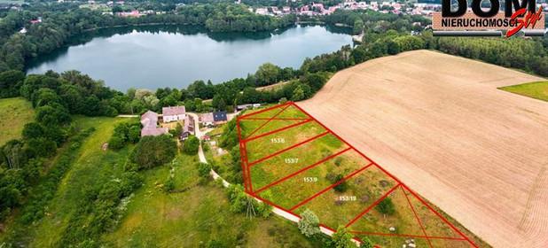 Działka na sprzedaż 1217 m² Drawski Kalisz Pomorski Aleja Sprzymierzonych - zdjęcie 1