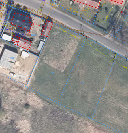 Działka na sprzedaż, Żabnica, 1167 m² | Morizon.pl | 8972
