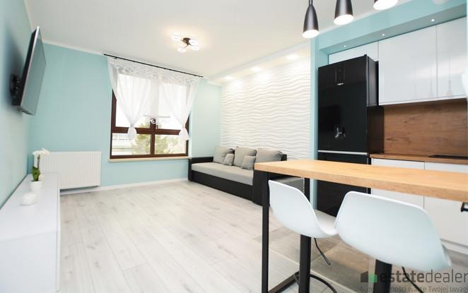 Morizon WP ogłoszenia | Kawalerka na sprzedaż, Kraków Mistrzejowice, 28 m² | 0364