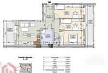Mieszkanie na sprzedaż, Rzeszów Staroniwa, 73 m²