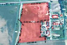 Działka na sprzedaż, Jarocin, 2500 m²