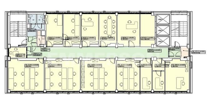 Morizon WP ogłoszenia   Biuro na sprzedaż, Warszawa Mokotów, 3800 m²   2059
