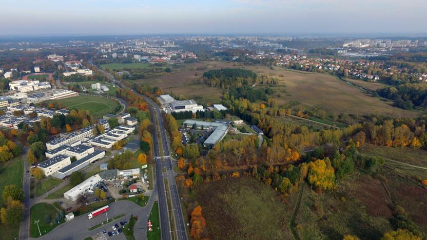 Działka na sprzedaż, Olsztyn Kortowo, 15218 m² | Morizon.pl | 9144