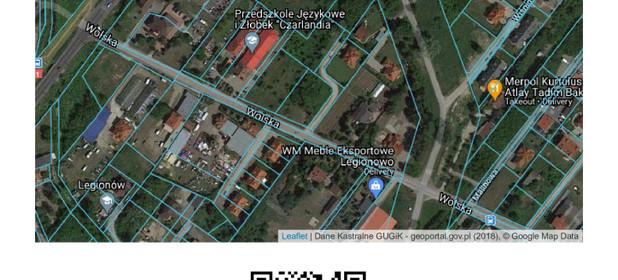 Działka na sprzedaż 6500 m² Legionowski (pow.) Legionowo Warszawska - zdjęcie 1
