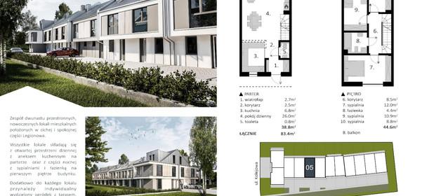 Dom na sprzedaż 83 m² Legionowski (pow.) Legionowo - zdjęcie 1
