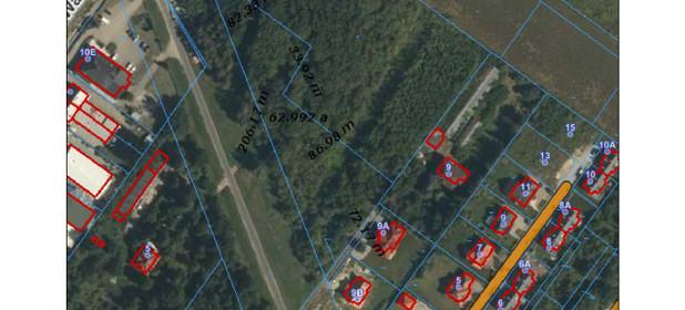 Działka na sprzedaż 6500 m² Legionowski (pow.) Legionowo Warszawska - zdjęcie 2