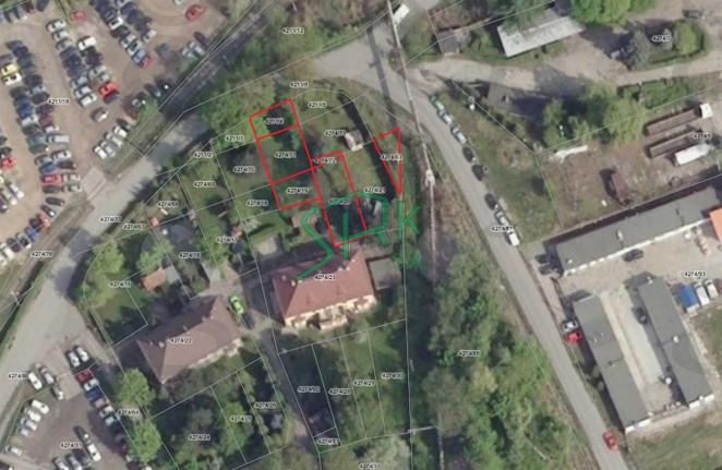 Morizon WP ogłoszenia | Działka na sprzedaż, Czechowice-Dziedzice, 502 m² | 6312