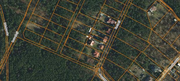 Działka na sprzedaż 1000 m² Warszawa Białołęka Białołęka Dworska Forsycji - zdjęcie 1