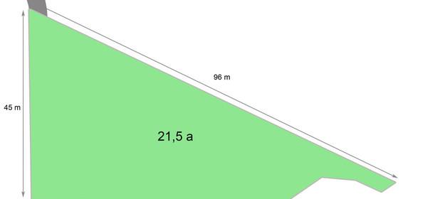 Działka na sprzedaż 2149 m² Limanowski Limanowa Mordarka - zdjęcie 2