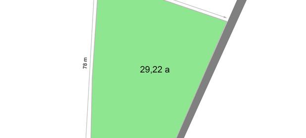 Działka na sprzedaż 2922 m² Limanowski Dobra Przenosza - zdjęcie 2
