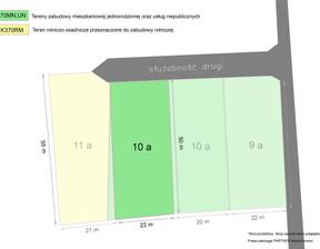 Działka na sprzedaż, Ptaszkowa, 1000 m²