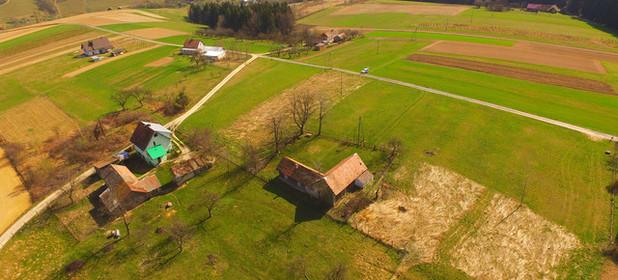Działka na sprzedaż 2400 m² Nowosądecki Stary Sącz Moszczenica Niżna - zdjęcie 1