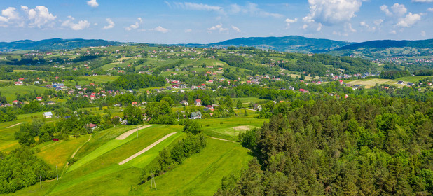 Działka na sprzedaż 2900 m² Limanowski Limanowa Stara Wieś - zdjęcie 2