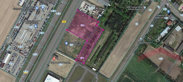 Działka do wynajęcia 6400 m² Poznań Głogowska - zdjęcie 1