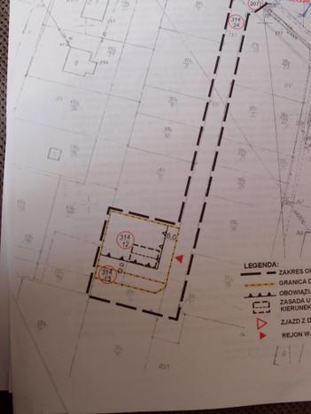 Działka na sprzedaż, Niedźwiedź, 686 m²   Morizon.pl   2781
