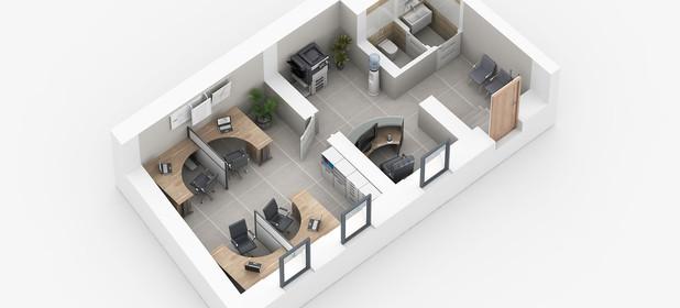 Lokal biurowy na sprzedaż 40 m² Poznań Sikorskiego  - zdjęcie 1