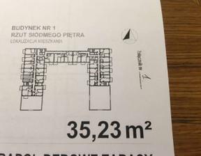 Mieszkanie na sprzedaż, Katowice Dąb, 35 m²