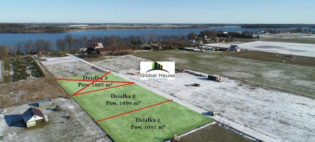 Działka na sprzedaż 1041 m² Ełcki Ełk Koziki - zdjęcie 2