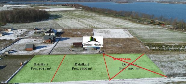 Działka na sprzedaż 1041 m² Ełcki Ełk Koziki - zdjęcie 1
