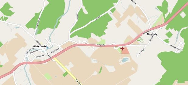 Działka na sprzedaż 26427 m² Olsztyński (Pow.) Gietrzwałd (Gm.) Naglady - zdjęcie 2