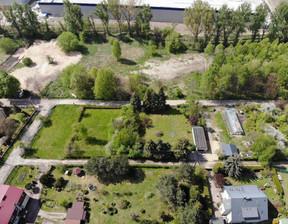Działka na sprzedaż, Sosnowiec Kazimierz Górniczy, 1171 m²
