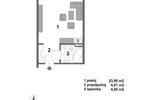 Kawalerka na sprzedaż, Olsztyn Dajtki, 33 m²   Morizon.pl   6169 nr7