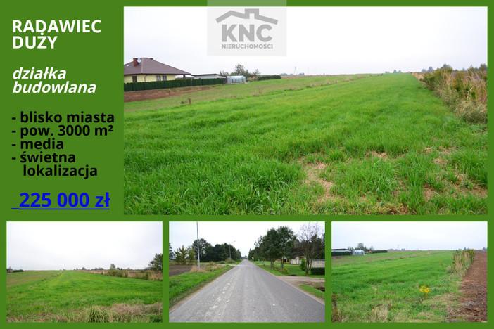 Działka na sprzedaż, Radawiec Duży, 3000 m²   Morizon.pl   7943