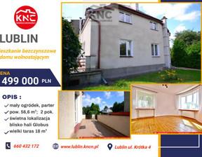 Mieszkanie na sprzedaż, Lublin Rury, 57 m²