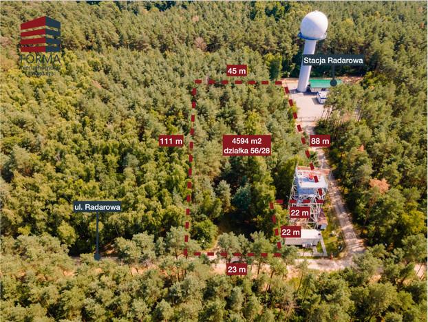 Morizon WP ogłoszenia   Działka na sprzedaż, Wysogotowo radarowa, 4594 m²   9355