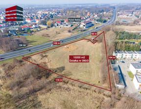 Działka na sprzedaż, Nekla dk 92, 10200 m²