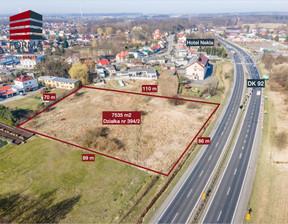 Działka na sprzedaż, Nekla dk 92, 7535 m²