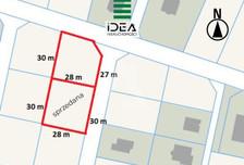 Działka na sprzedaż, Łochowo, 777 m²