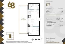 Mieszkanie na sprzedaż, Kraków Krowodrza, 30 m²