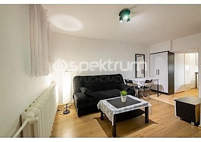 Morizon WP ogłoszenia   Mieszkanie na sprzedaż, Kraków Szlak, 35 m²   6434