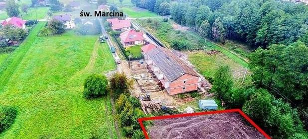 Działka na sprzedaż 1260 m² Rzeszów św. Marcina - zdjęcie 2