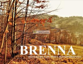 Działka na sprzedaż, Brenna, 1000 m²