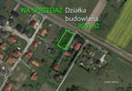 Morizon WP ogłoszenia   Działka na sprzedaż, Robakowo Kolejowa, 893 m²   0952