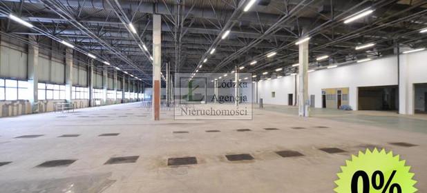 Fabryka, zakład do wynajęcia 4500 m² Łódź Polesie Zdrowie Krakowska - zdjęcie 3