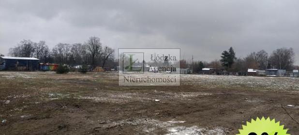 Działka do wynajęcia 5000 m² Łódź Polesie Krakowska - zdjęcie 1