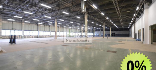 Fabryka, zakład do wynajęcia 4500 m² Łódź Polesie Zdrowie Krakowska - zdjęcie 1