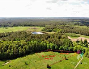 Działka na sprzedaż, Wołowno, 3000 m²