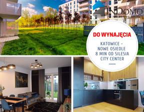 Mieszkanie do wynajęcia, Katowice Śródmieście, 40 m²